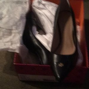 Tory Burch Fairford Pumps Size 8